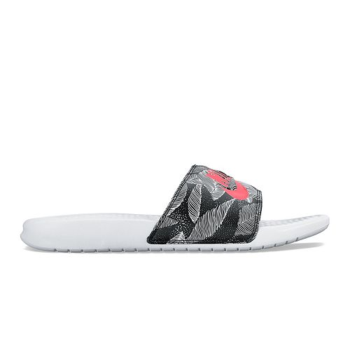 2cbb0727aa0b Nike Benassi JDI Men s Camouflage Slide Sandals
