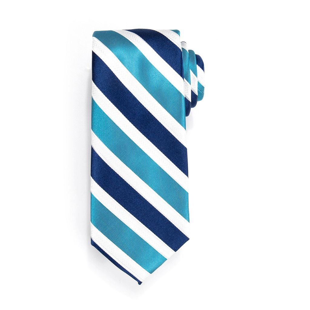 Men's Croft & Barrow® Eve Striped Tie