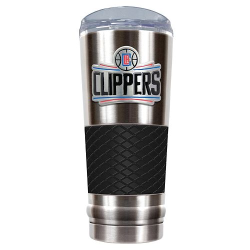 Los Angeles Clippers 24-Ounce Draft Stainless Steel Tumbler