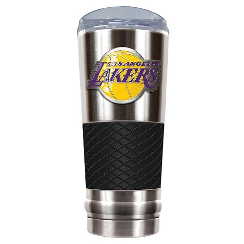 Los Angeles Lakers 24-Ounce Draft Stainless Steel Tumbler
