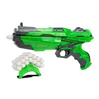 World Tech Toys Warrior Glow-in-the-Dark Havoc Dart Blaster