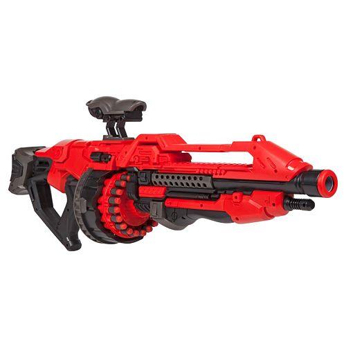 World Tech Toys Warrior Prime Motorized Dart Blaster