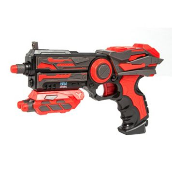 World Tech Toys Warrior Spring Pump Swift Dart Blaster