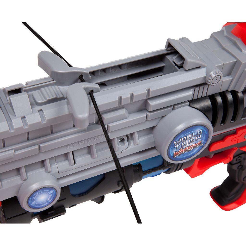 World Tech Toys Warrior Javelin Dart Blaster