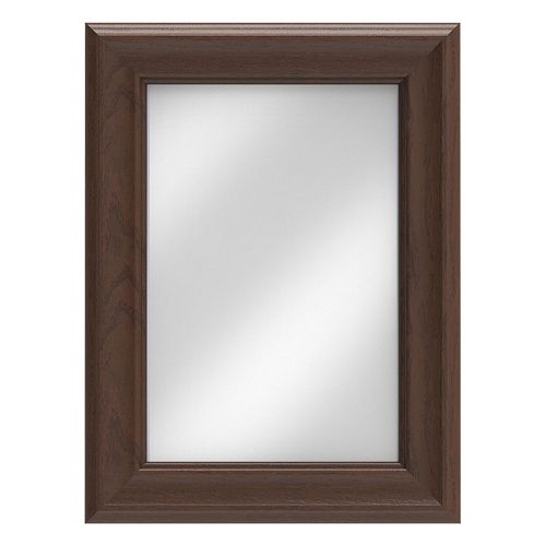 New View Rectangular Framed I Wall Mirror