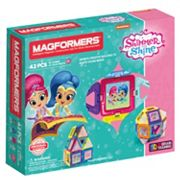 Magformers Shimmer and Shine 42 pc Set