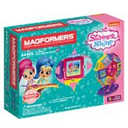 Magformers Shimmer and Shine Carnival 64 pc Set