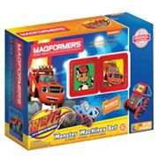 Magformers Blaze and the Monster Machines 22 pc Set