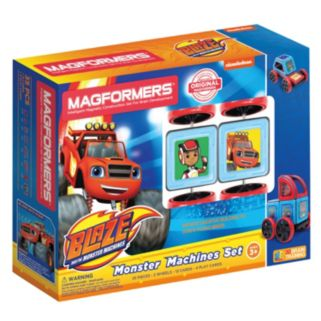 Magformers Blaze and the Monster Machines 35-pc. Set