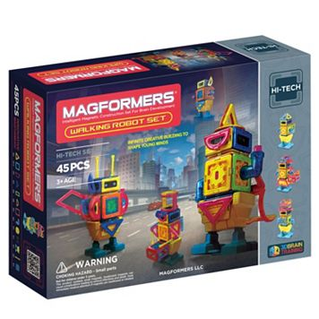 Magformers Walking Robot 45-pc. Set