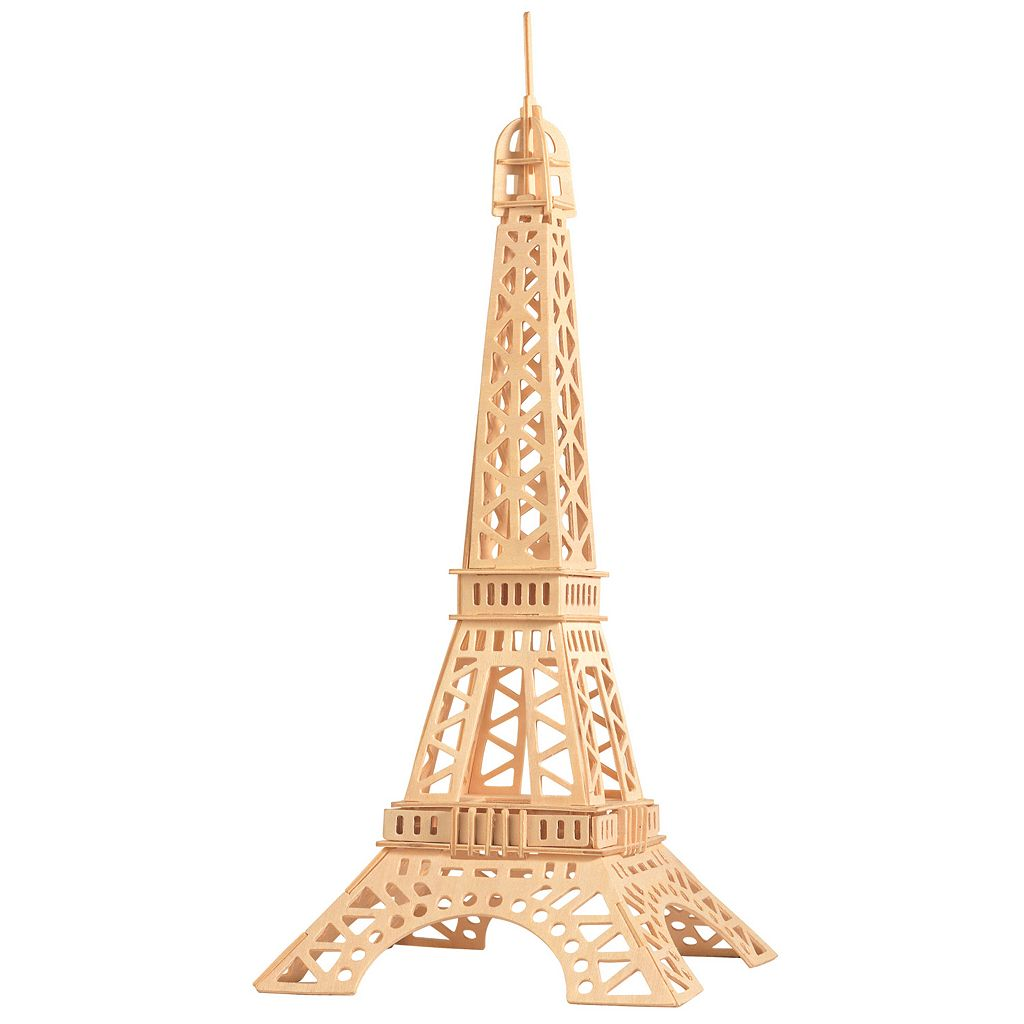 Eiffel Tower Wooden Puzzle by Puzzled