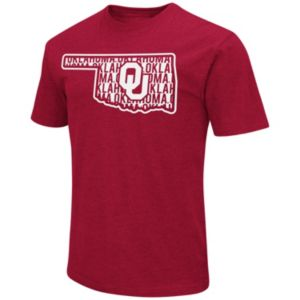 Men's Campus Heritage Oklahoma Sooners State of the Game Tee