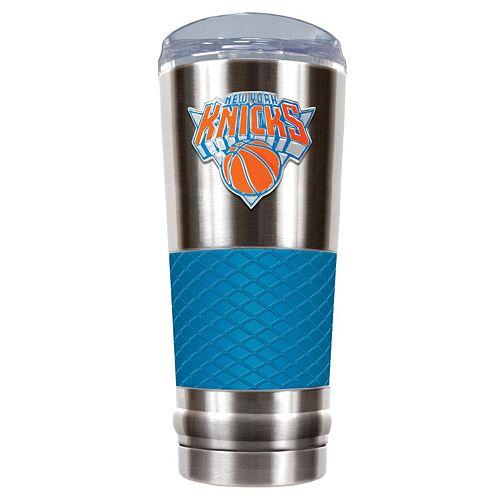 New York Knicks 24-Ounce Draft Stainless Steel Tumbler