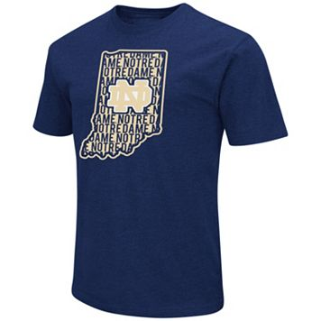 Men's Campus Heritage Notre Dame Fighting Irish State of the Game Tee