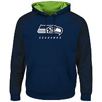 Big & Tall Majestic Seattle Seahawks Armor Hoodie