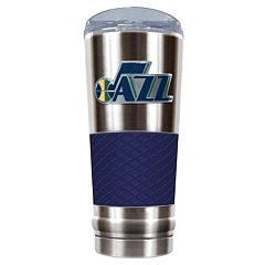 Utah Jazz 24-Ounce Draft Stainless Steel Tumbler