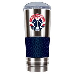 Washington Wizards 24-Ounce Draft Stainless Steel Tumbler