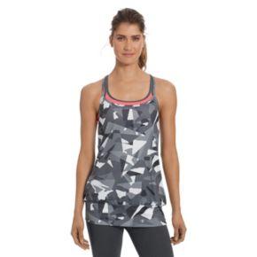 Women's Champion Mesh Camo Print Strappy Tank Top