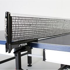 STIGA Premium Clipper Table Tennis Net & Posts Set
