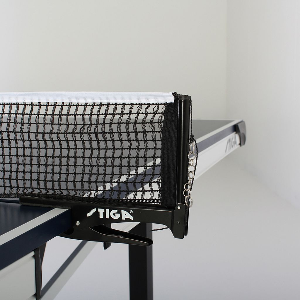 STIGA Premium Clipper Table Tennis Net & Posts Set