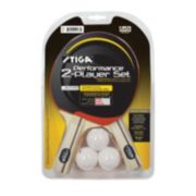 STIGA 2-Player Performance Table Tennis Paddle Set