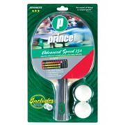 Prince Advanced Speed Table Tennis Racket Paddle & Ball Set