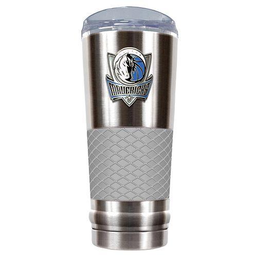 Dallas Mavericks 24-Ounce Draft Stainless Steel Tumbler