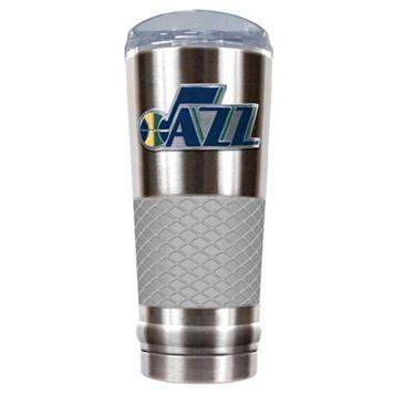 Utah Jazz 24-Ounce Draft Stainless Steel Tumbler