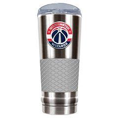 Washington Wizards 24-Ounce Draft Stainless Steel Tumbler
