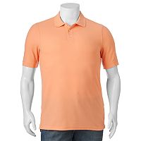 Big & Tall Croft & Barrow® Classic-Fit Pique Polo