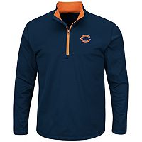 Big & Tall Majestic Chicago Bears Logo Pullover