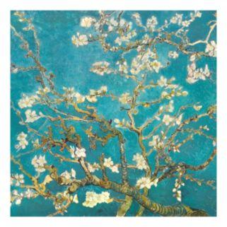 Almond Blossom Canvas Wall Art