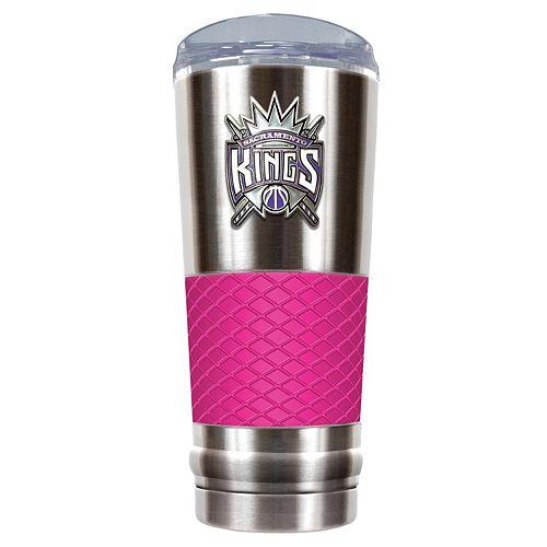 Sacramento Kings 24-Ounce Draft Stainless Steel Tumbler