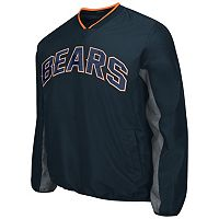 Men's Chicago Bears Ripstop Pullover Jacket