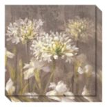 Spring Blossoms Neutral IV Canvas Wall Art