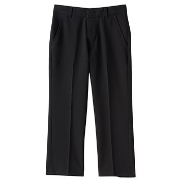 Boys 4-7x Chaps Solid Stretch Dress Pants