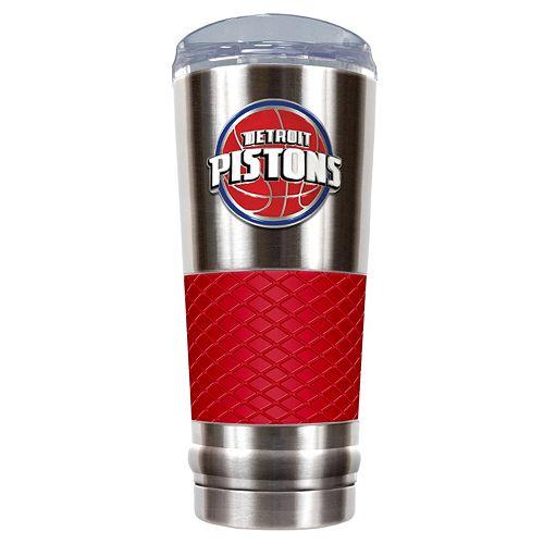 Detroit Pistons 24-Ounce Draft Stainless Steel Tumbler