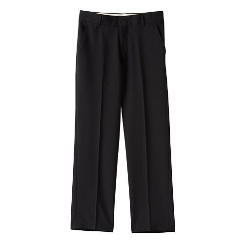 Boys 8-20 Chaps Solid Stretch Dress Pants