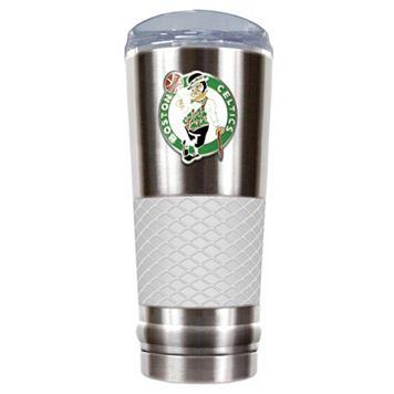 Boston Celtics 24-Ounce Draft Stainless Steel Tumbler