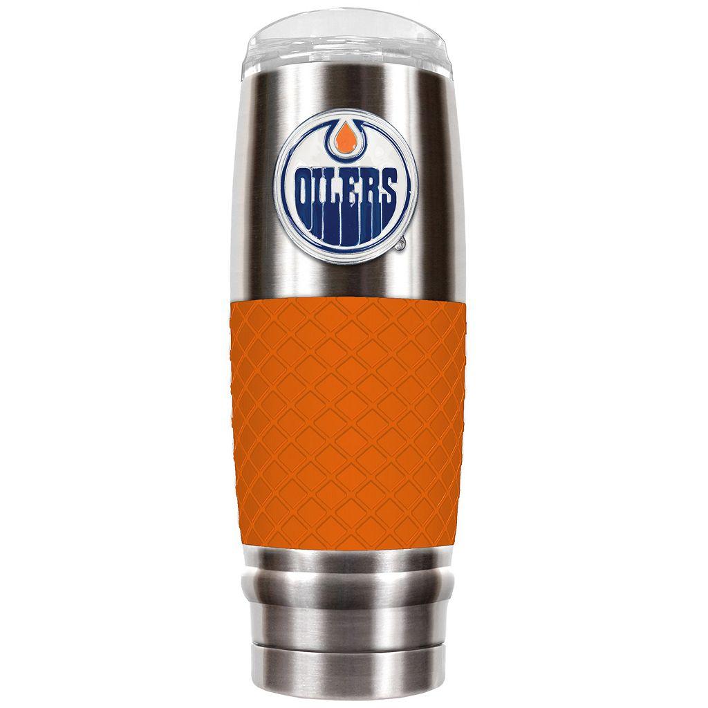 Edmonton Oilers 30-Ounce Reserve Stainless Steel Tumbler