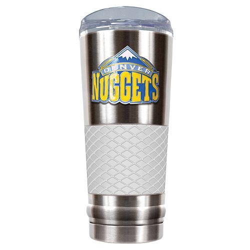 Denver Nuggets 24-Ounce Draft Stainless Steel Tumbler