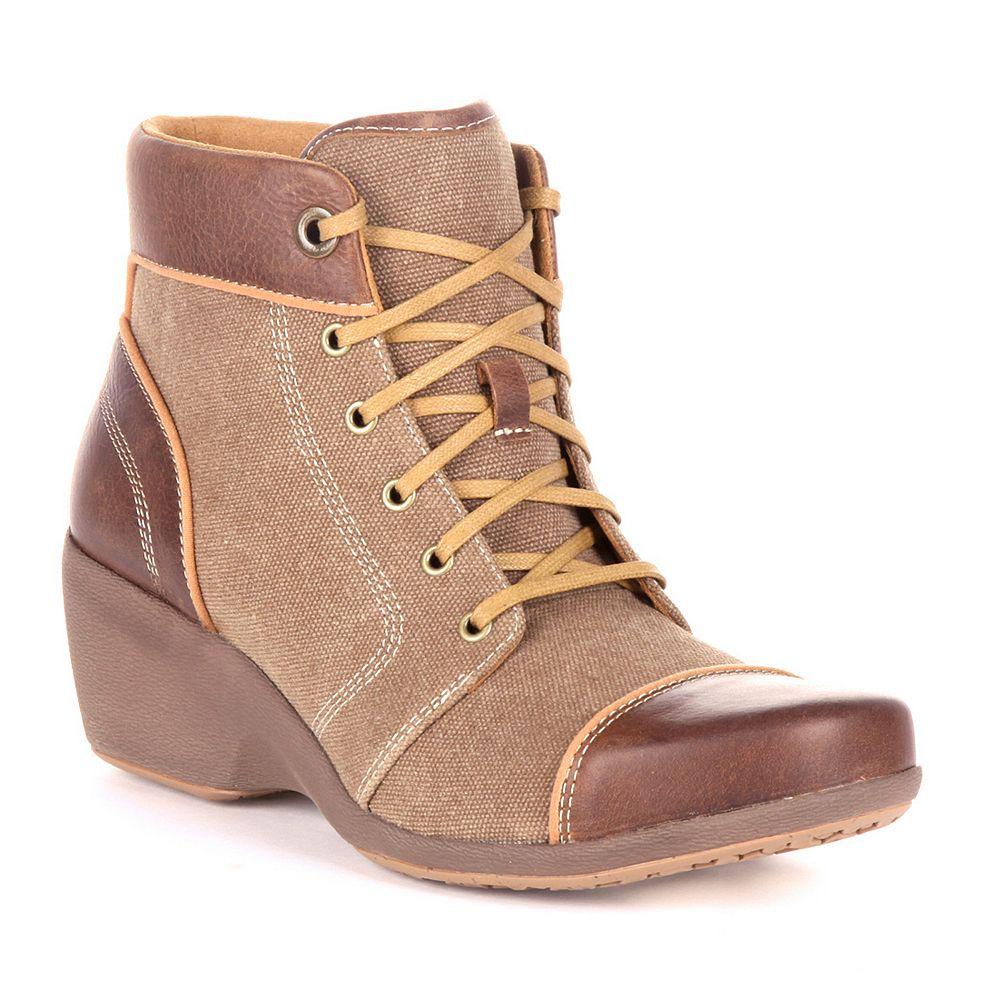 Rocky 4EurSole Forte Women's Wedge Ankle Boots