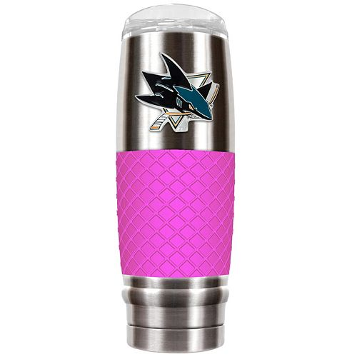 San Jose Sharks 30-Ounce Reserve Stainless Steel Tumbler