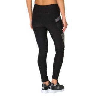 Women's RBX  Mesh-Panel Leggings
