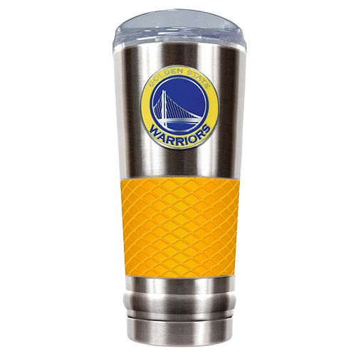 Golden State Warriors 24-Ounce Draft Stainless Steel Tumbler