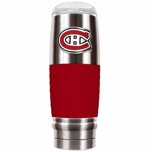 Montreal Canadiens 30-Ounce Reserve Stainless Steel Tumbler