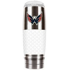 Washington Capitals 30-Ounce Reserve Stainless Steel Tumbler