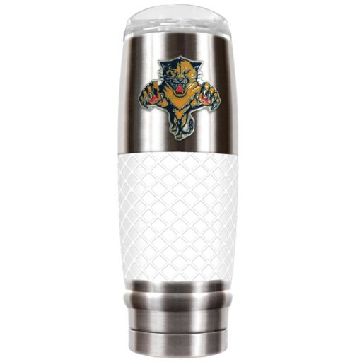 Florida Panthers 30-Ounce Reserve Stainless Steel Tumbler