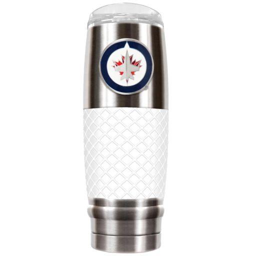 Winnipeg Jets 30-Ounce Reserve Stainless Steel Tumbler