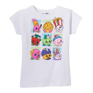 Girls 4-7 Shopkins D'Lish Donut, Kooky Cookie & Apple Blossom Graphic Tee